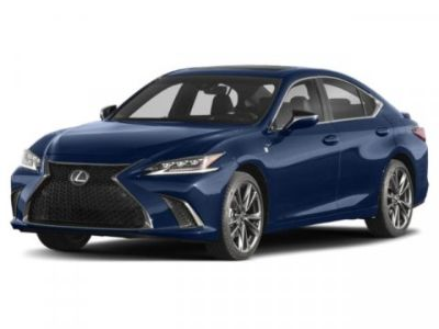 2019 Lexus ES ES (ULTRASONIC BLUE MICA 2.0)