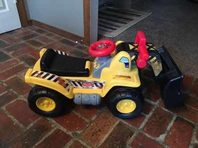 Ride on Fisher Price Toy