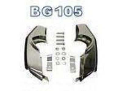 Sell 69 CAMARO DELUXE FRONT BUMPER GUARDS PAIR 1969 motorcycle in Bryant, Alabama, US, for US $109.95
