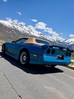 1987 Greenwood Corvette
