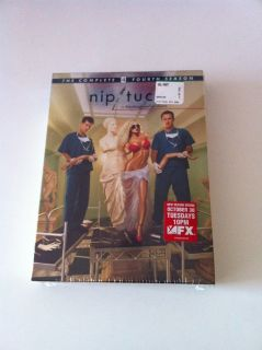 Nip Tuck DVD; Season 4