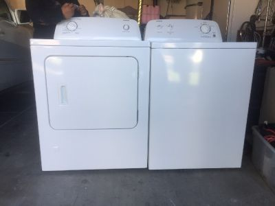 Washer & Dryer (GREAT CONDITION)