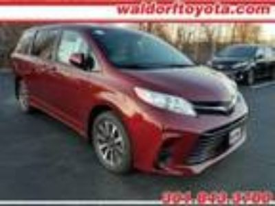 new 2019 Toyota Sienna for sale.