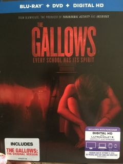 The Gallows - blu-ray