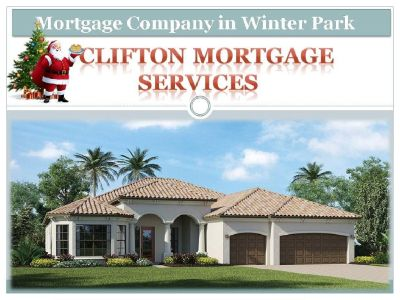 Buy A  Dream Home | Choose Best Mortgage Company in Winter Park