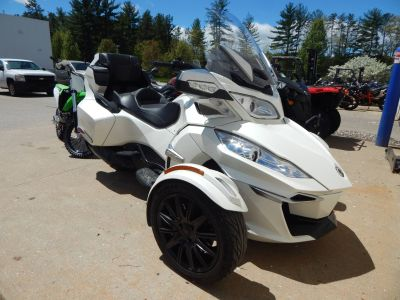 2017 Can-Am Spyder RT SE6 3 Wheel Motorcycle Concord, NH