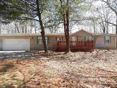 3 Bed 2 Bath Foreclosure Property in Vincennes, IN 47591 - S Harvest Acres Dr