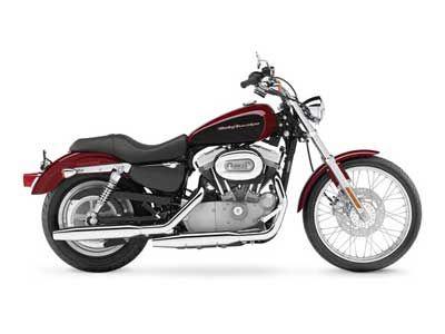 2006 Harley-Davidson Sportster 883 Custom Sport Motorcycles Bristol, VA