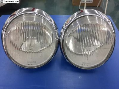 Porsche 911 H4 Headlight Assemblies