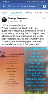 L.T. Landscaping Services