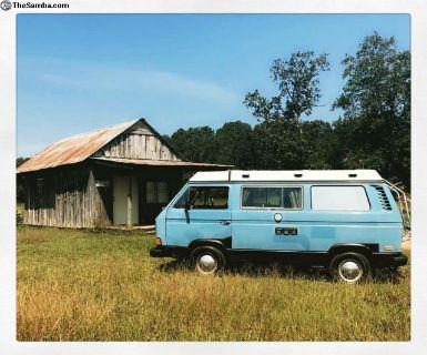 1981 Volkswagen Westfalia Vanagon FOR SALE!