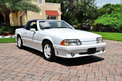 1989 Ford Mustang