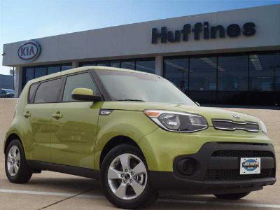 New 2019 Kia Soul 4dr Car