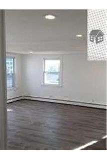 2 Bedroom, 1 Bath 1st Floor apartment With New eat-in kitchen And Bath. Offstreet parking!