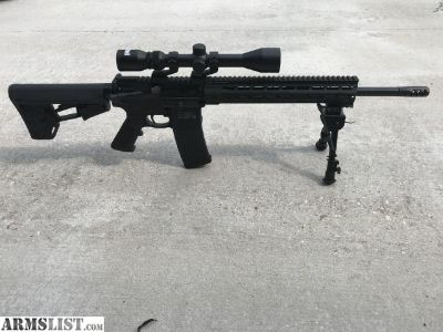 For Sale/Trade: Smith and Wesson M&P 5.56