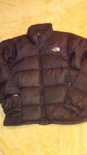 Women's small the north face puffer jacket