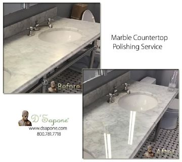 Residential Marble Polishing service