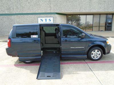 2008 Dodge Grand Caravan SE (BLUE)