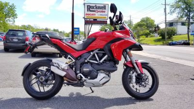 2014 Ducati Multistrada 1200 S Touring Sport Touring Motorcycles Fort Montgomery, NY