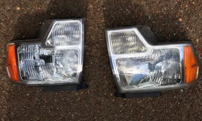 2010 F-150 headlights