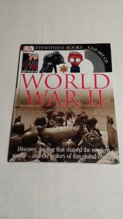 World War II - Clip-art CD