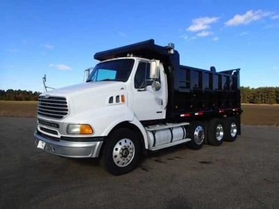 2004 Sterling Trucks Acterra A9500 Tri-Axle