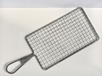 ACME Crinkle Wire Safety Kitchen Grater, 1950s
