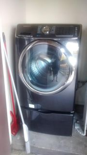 $1,700, Samsung Washer and dryer