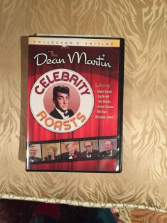 The Dean Martin Celebrity Roasts Collectors Edition 6 DVD Set