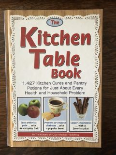 THE KITCHEN TABLE BOOK