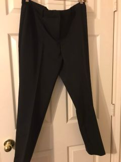 Rafaella Black Dress Pants
