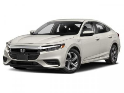 2019 Honda Insight LX (COSMIC BLUE METALLIC)