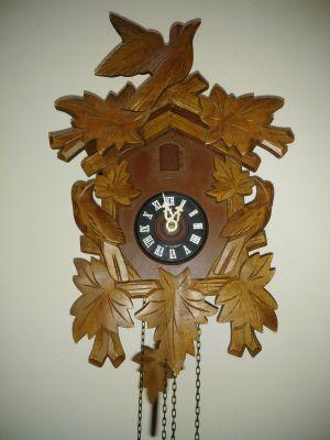Large 8 dayblack forest cuckoo clock