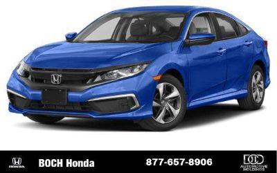 New 2019 Honda Civic CVT