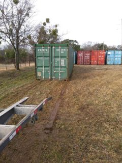 Used HC Connex/Shipping Container