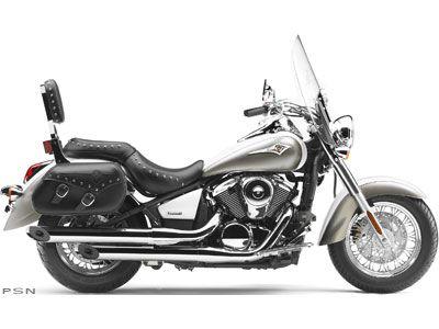2008 Kawasaki Vulcan 900 Classic LT Cruiser Motorcycles Oklahoma City, OK