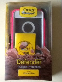 NEW~Pink Otter Defender boxes for iPhone 6 Plus