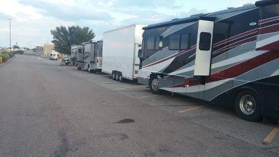 aluminum 26 ft stacker trailer