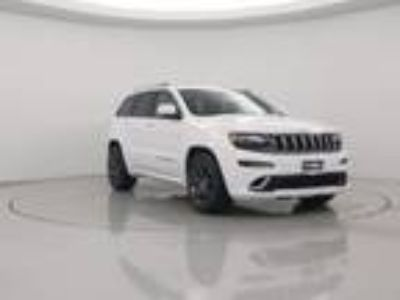 2016 Jeep Grand Cherokee SRT-8 SRT