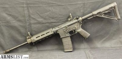 For Sale: Sig AR15