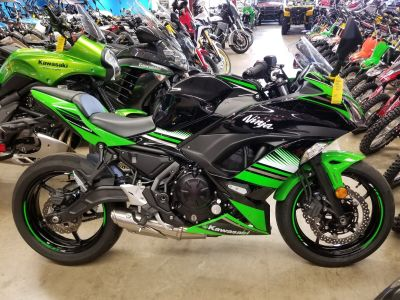 2017 Kawasaki Ninja 650 ABS KRT Edition Sport Motorcycles Canton, OH