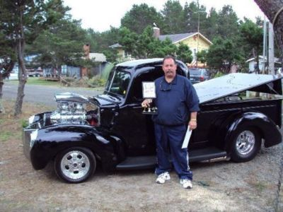 1941 Ford Pickup Pro Street