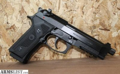 """For Sale: BERETTA M9A3 9MM 5.2"""" 17RD BLK 3MAGS"""