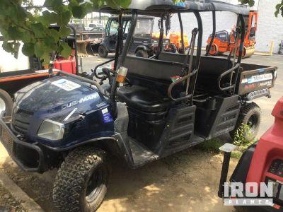 2015 (unverified) Cushman Hauler 4x4 Utility Vehicle