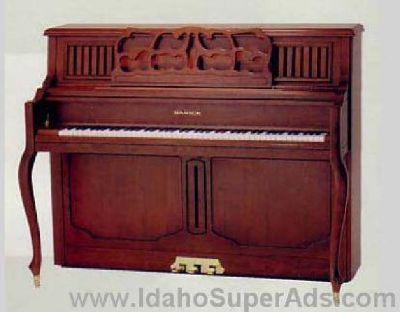 $1,500 Barely Used Samick Piano