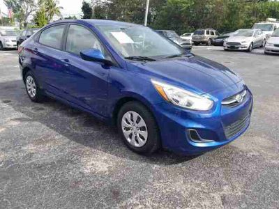 Used 2015 Hyundai Accent for sale