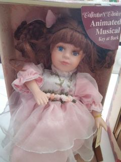 ANIMATED MUSICAL DOLL