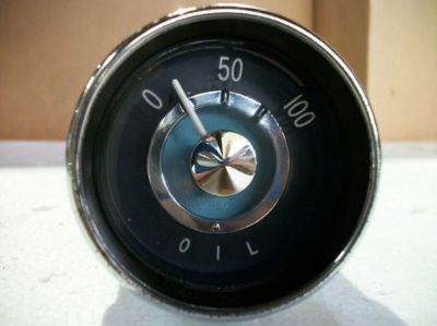 Purchase Volvo P1800 Oil Pressure Gauge. Good Lens 1961-1969 Vintage OEM. motorcycle in Perris, California, United States, for US $49.50