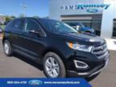 new 2018 Ford Edge for sale.