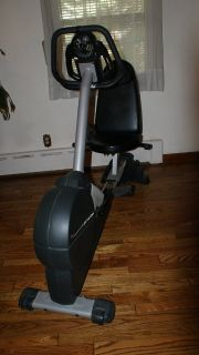 Pro Form Cross Trainer 56 Recumbent Bike
